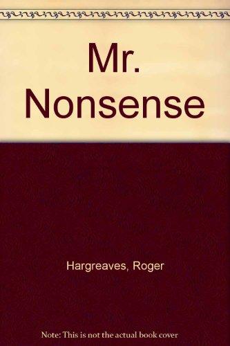 9780843108217: Mr. Nonsense