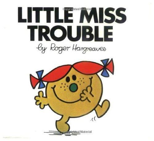9780843108903: Little Miss Trouble (Little Miss Books)