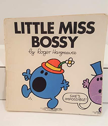9780843108934: Little Miss Bossy (Mr. Men and Little Miss)