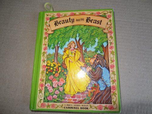 9780843109023: Beauty and the Beast (Carousel Book)