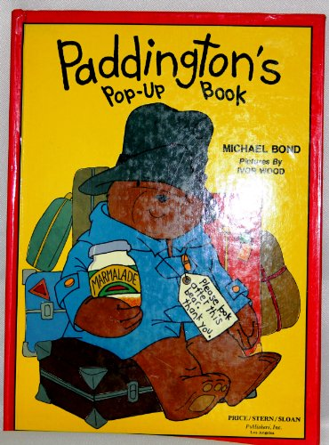 9780843109580: Paddington's Pop-Up Book