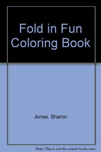 9780843110265: Fold in Fun Coloring Book