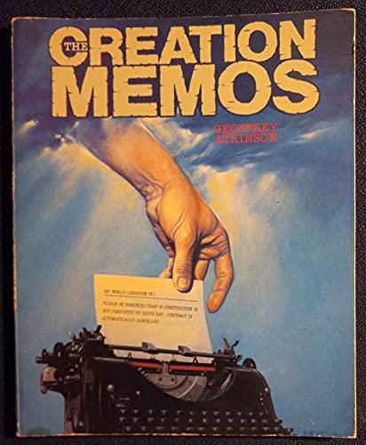 9780843110319: The Creation Memos