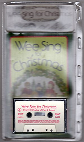 9780843110715: Wee Sing for Christmas (Over One Hour of Wholesome Musical Entertainment, featuring 58 classic holiday songs and fingerplays / 64-page book with complete lyrics)