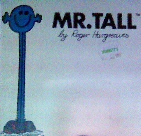 9780843111262: Mr Tall (Mr. Men Books)