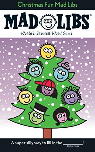 9780843112382: Christmas Fun Mad Libs