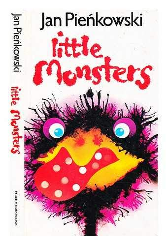 9780843112412: Little Monsters (Pop-up)