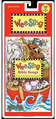 9780843113006: Wee Sing Bible Songs