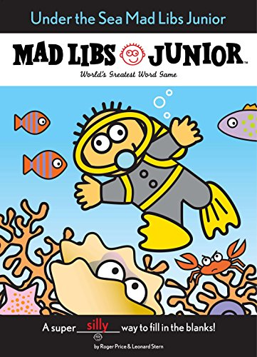 9780843113501: Under the Sea Mad Libs Junior