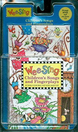 9780843113624: Wee Sing Childrens Songs and Fingerplays