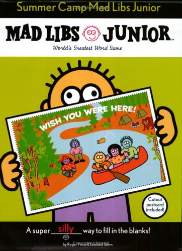 Summer Camp Mad Libs Junior (0843113634) by Jennifer Frantz; Roger Price