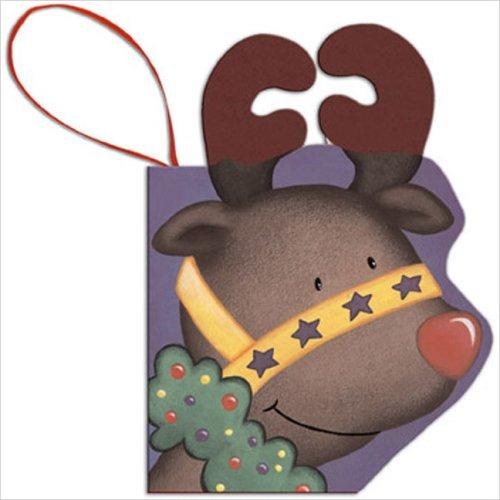 9780843113693: Reindeer (Ornament Board Books)