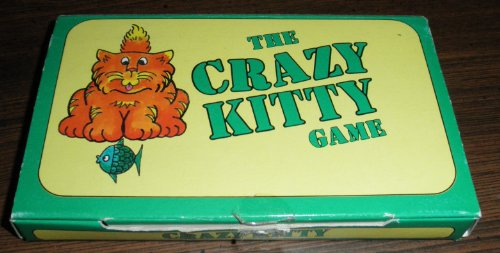 9780843114119: Crazy Game: Kitty (Crazy Games)