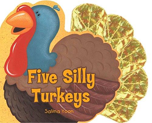 9780843114164: Five Silly Turkeys