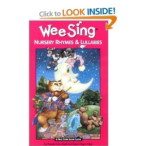 9780843114225 Wee Sing Nursery Rhymes Lullabies Book And Cette