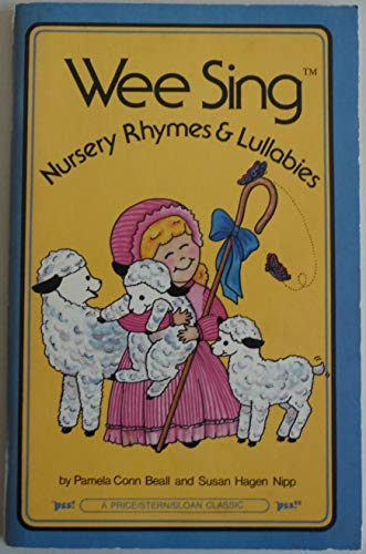 9780843114386 Wee Sing Nursery Rhymes Lullabies