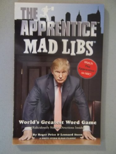9780843114591: The Apprentice Mad Libs