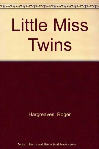 9780843114775: Lil Ms Twins (Mr. Men and Little Miss)