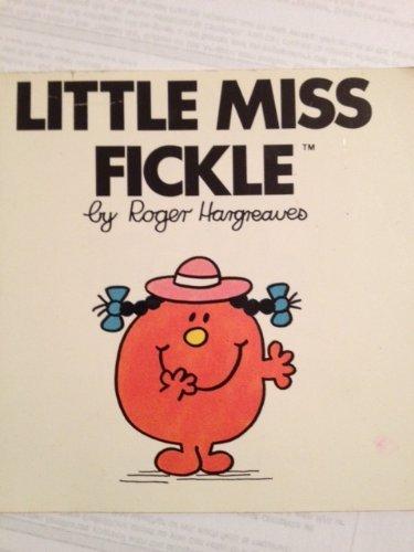 9780843114812: Little Miss Fickle (Mr. Men and Little Miss)