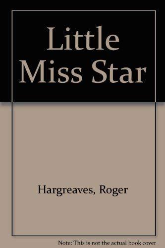 9780843114829: Little Miss Star (Little Miss Books)