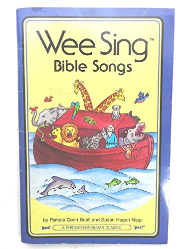 9780843115666: Wee Sing Bible Songs