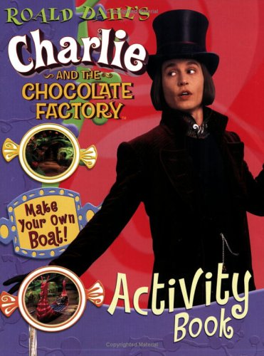 9780843116274: Charlie Chocolate Factory Activity Book
