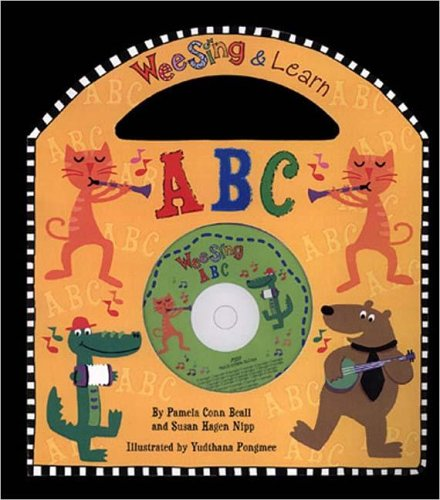 9780843116618: Wee Sing & Learn ABC