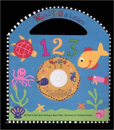 9780843116625: Wee Sing & Learn 123 (Wee Sing and Learn)