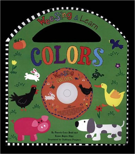 Wee Sing Learn Colors (Wee Sing and Learn)