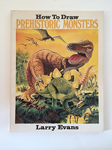 9780843117219: How To Draw Prehistoric Monsters