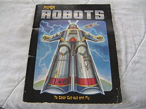 9780843117479: Paper Robots