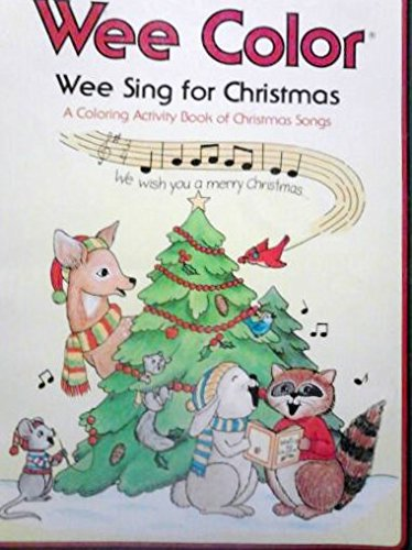 9780843117813: Wee Col W/s For Xmas (Wee Color Wee Sing)