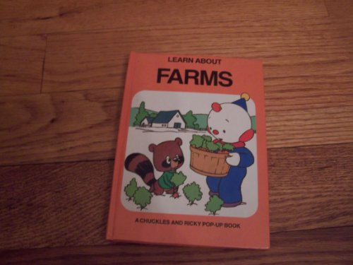 9780843118056: Learn About Farm (CHUCKLES AND RICKY POP-UP BOOK)