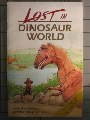 9780843118780: Lost in Dinosaur World