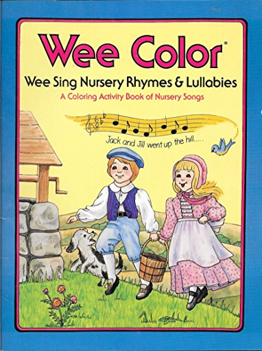 9780843119008: Wee Color: Wee Sing Nursery Rhymes & Lyllabies