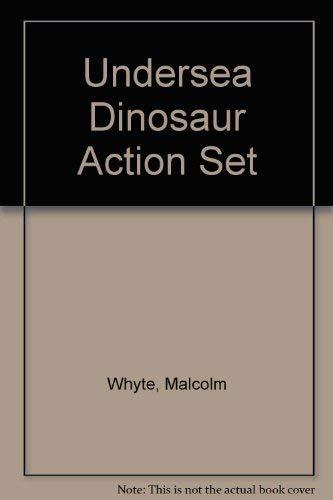 9780843119541: Undersea Dinosaur Action Set (Troubadour)