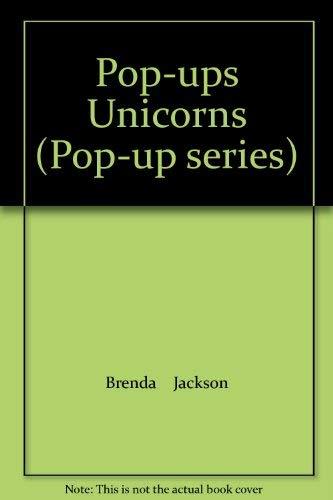 9780843119855: Pop-ups Unicorns (Pop-up series)