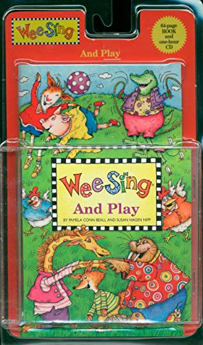 9780843120035: Wee Sing and Play (Book & CD)