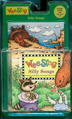 9780843120042: Wee Sing Silly Songs (Book & CD)