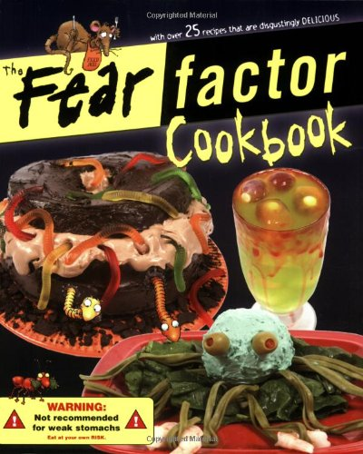 9780843120134: The Fear Factor Cookbook