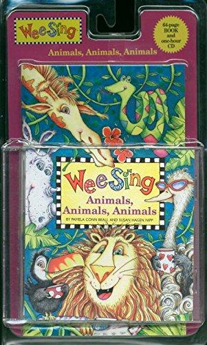 9780843120349: Wee Sing Animals, Animals, Animals with CD (Audio)