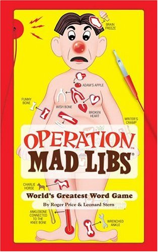 9780843120905: Operation Mad Libs