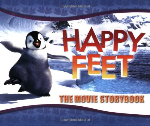 9780843120943: Happy Feet: The Movie Storybook