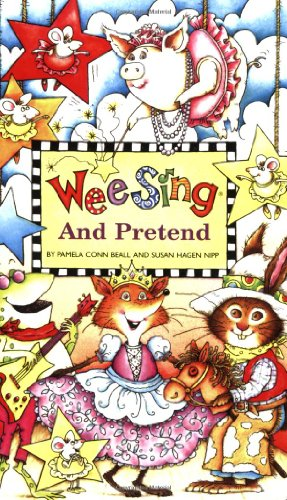 9780843120998: Wee Sing and Pretend