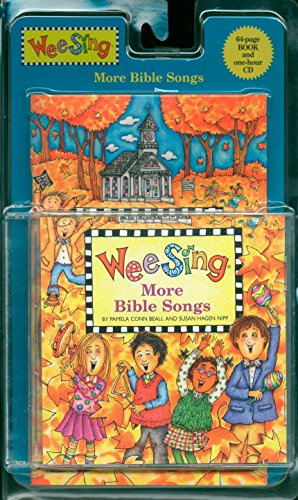 9780843121001: Wee Sing More Bible Songs: More Celebration of Thebible in Music and Song!