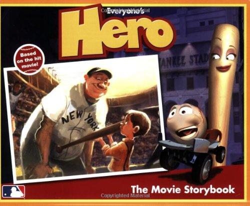 Everyone's Hero: The Movie Storybook