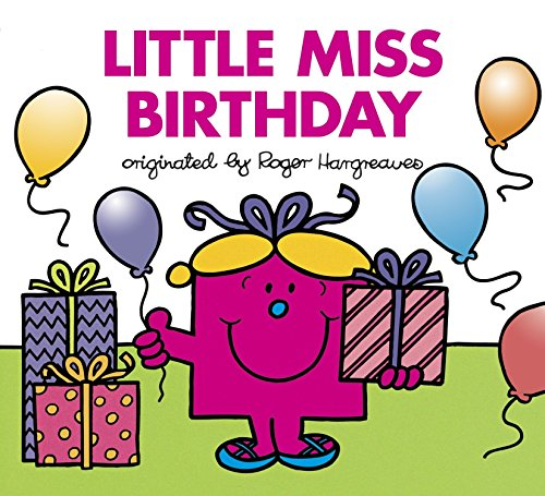 9780843121315: Little Miss Birthday (Mr. Men and Little Miss)