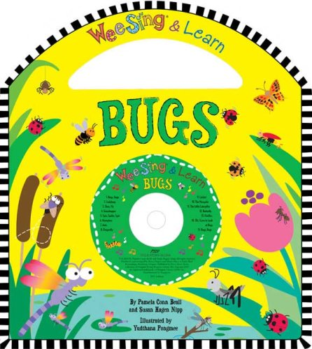 9780843121858: Wee Sing & Learn Bugs (Wee Sing and Learn)