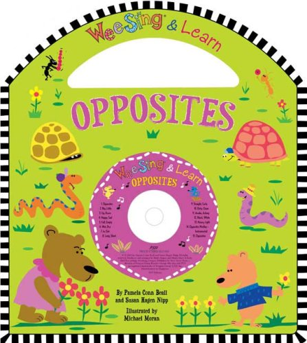 9780843121865: Wee Sing & Learn Opposites (Wee Sing and Learn)