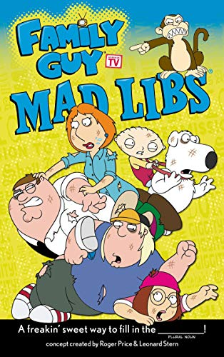 9780843121902: Family Guy Mad Libs
